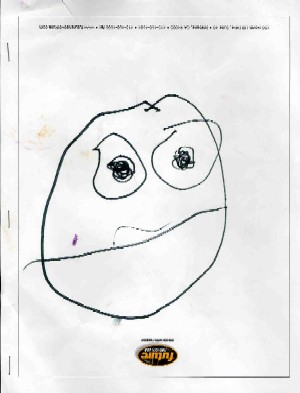clara\'s picture of daddy