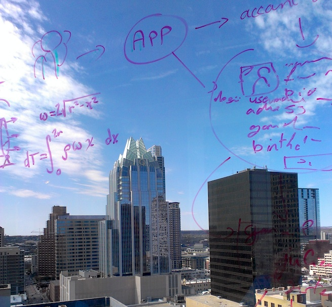 apps over austin at sxsw