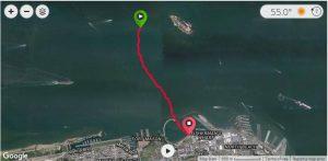 Alcatraz course, July 13