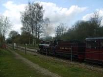 Bure Valley, Norfolk, April 2010