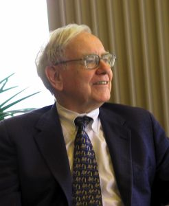 Warren Buffett is an American businessman, investor, speaker, and philanthropist. He has donated more than $27 Billion.