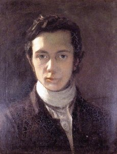 William Hazlitt By It is a self-portrait by William Hazlitt - Portraiture in the Oxford DNB, Oxford Dictionary of National Biography, Public Domain, https://commons.wikimedia.org/w/index.php?curid=4152121
