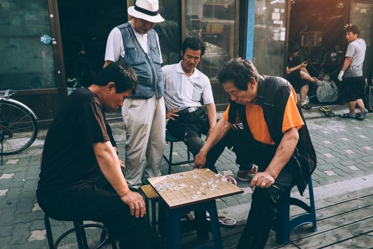 Seoul Photographer - Yongdu-dong Street Photography