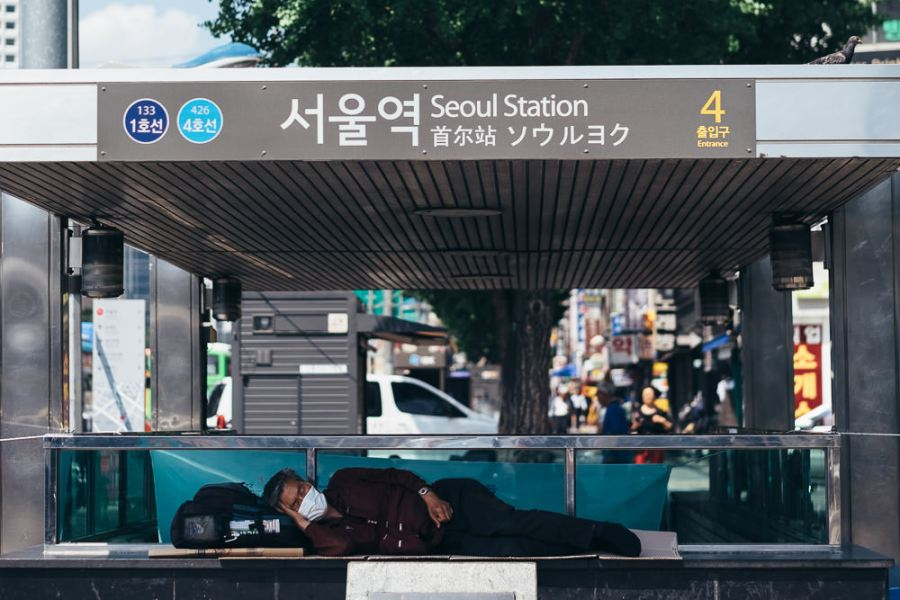 Seoul Documentary Photography