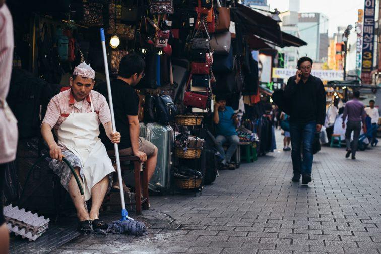 Seoul Documentary Photography