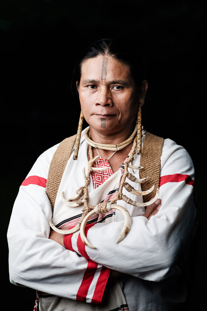 Truku People Taiwan, Tattoos of Asia