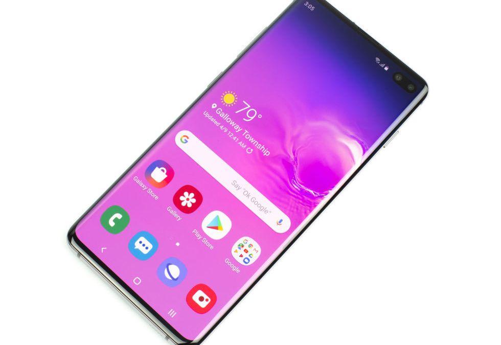 Anyone can fingerprint unlock a Galaxy S10—just grab a clear phone case