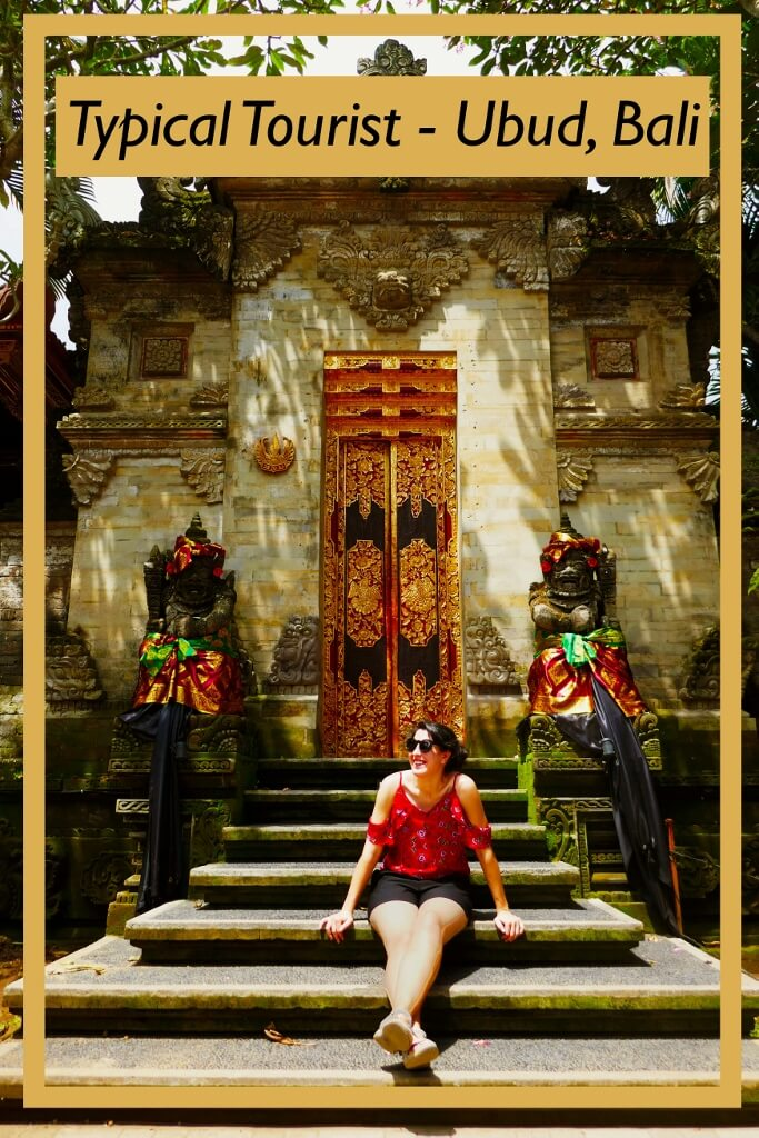 Typical Tourist: Ubud, Bali, Indonesia
