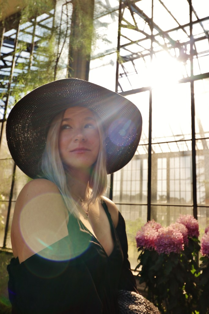 Thirty, Witchy, and Thriving -  Birthday Photo Shoot at Longwood Gardens 7