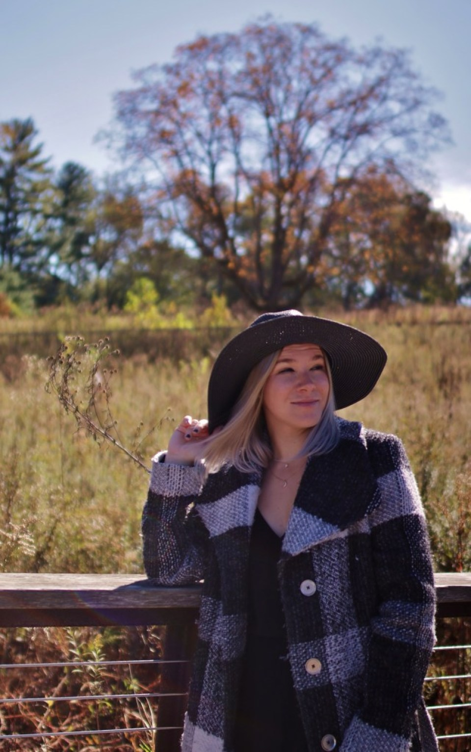 Thirty, Witchy, and Thriving - Birthday Photo Shoot at Longwood Gardens 6