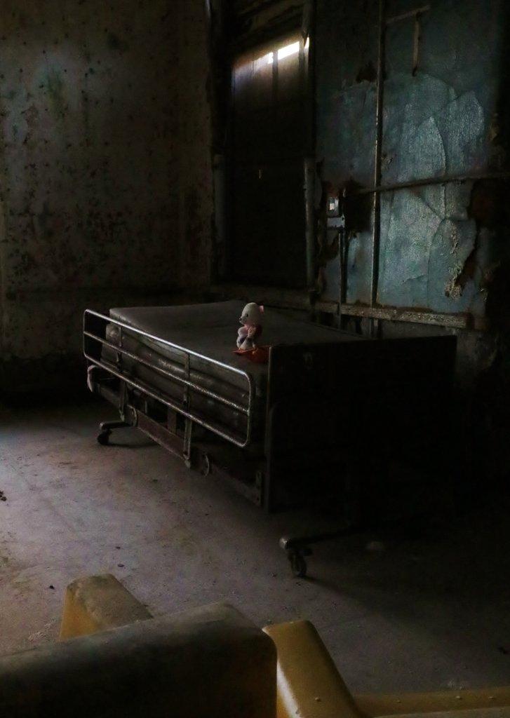 Visiting Pennhurst Asylum - A Photo Diary 3