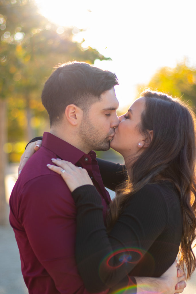 Fall Couples Photo Session at Longwood Gardens 3