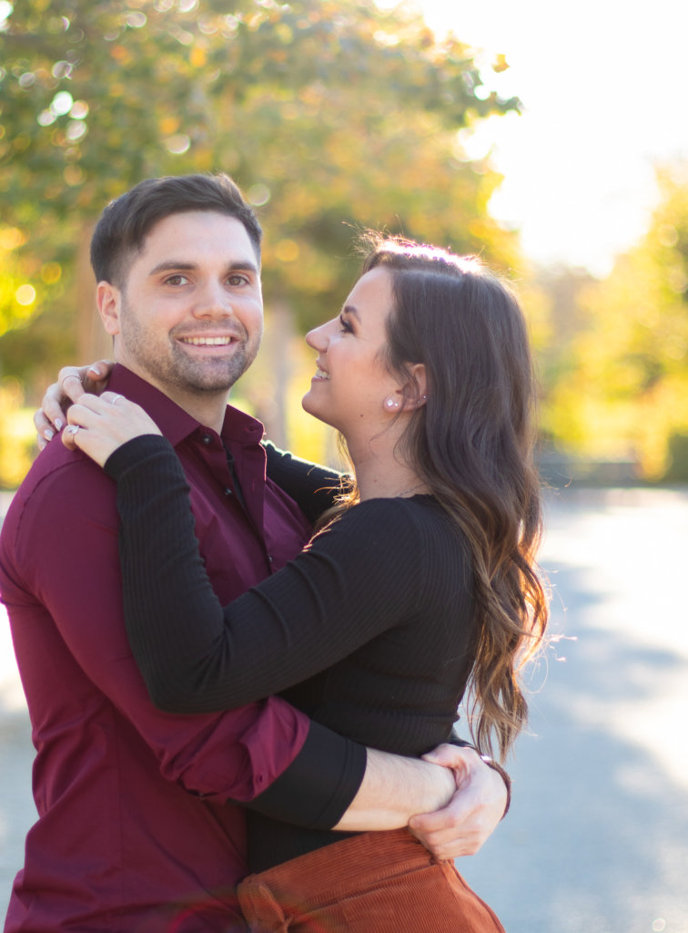 Fall Couples Photo Session at Longwood Gardens 6