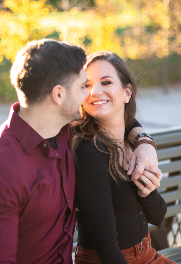 Fall Couples Photo Session at Longwood Gardens 13
