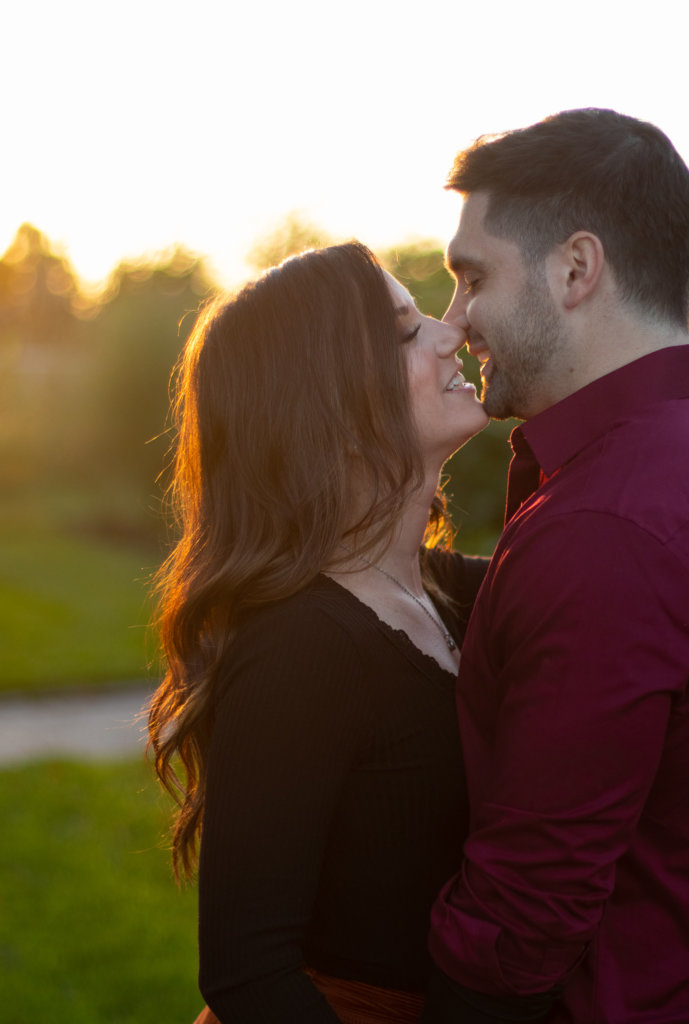 Fall Couples Photo Session at Longwood Gardens 16