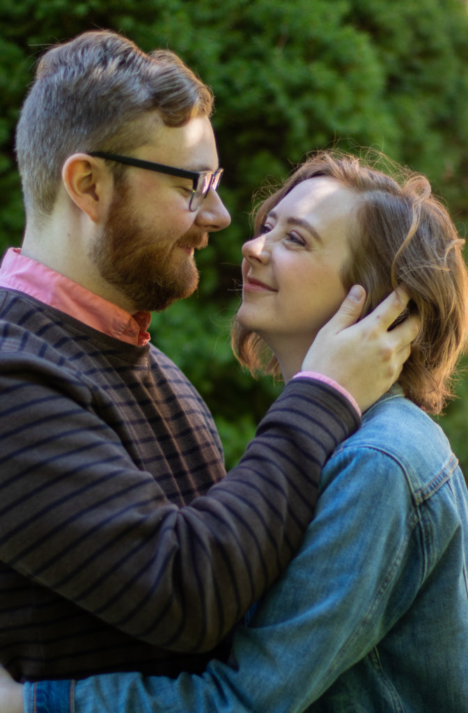 Couples Photo Shoot Session at Lancaster County Central Park 2