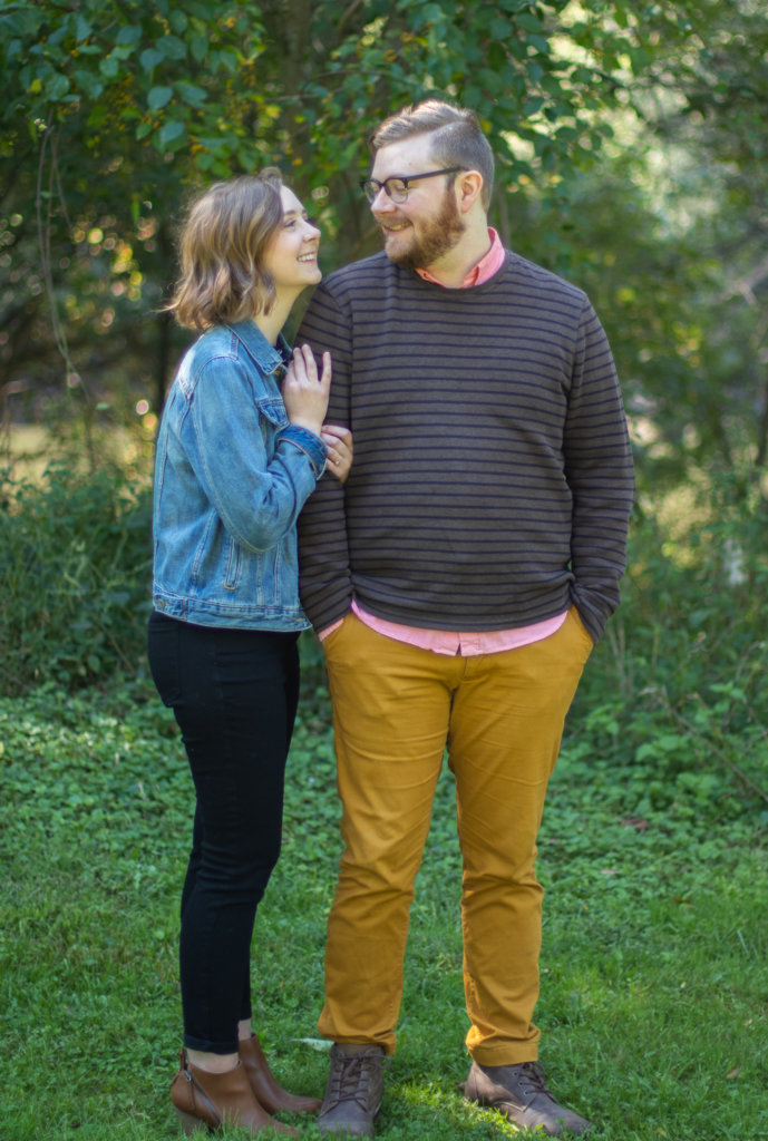 Couples Photo Shoot Session at Lancaster County Central Park 4