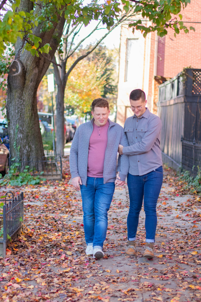 Fall Couples Photo Session in Baltimore, MD 13