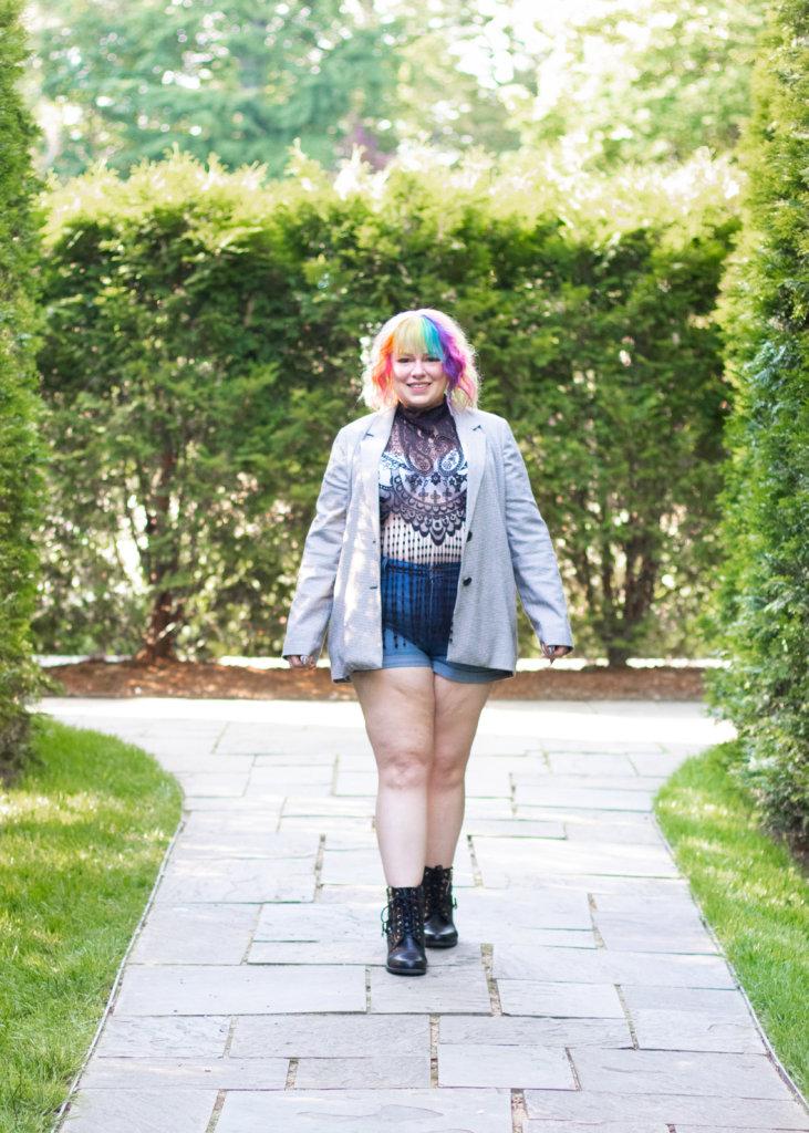 Hairspray and High Heels Fashion Blogger Summer Shoot 3