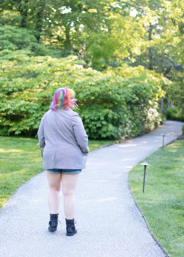 Hairspray and High Heels Fashion Blogger Summer Shoot 12