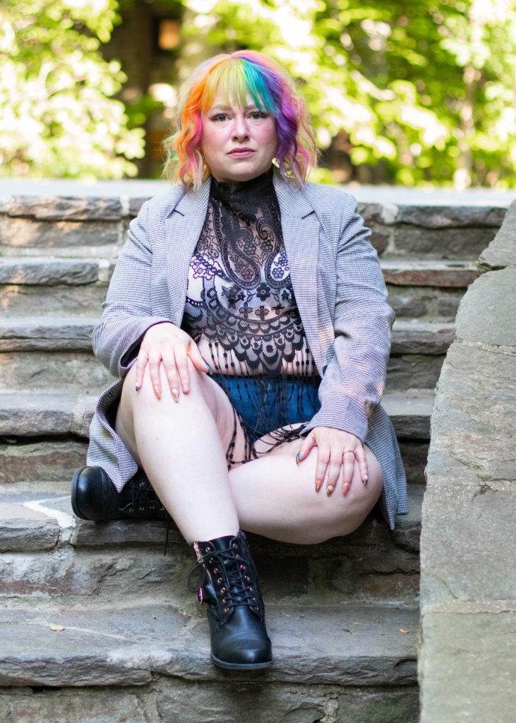Hairspray and High Heels Fashion Blogger Summer Shoot 18