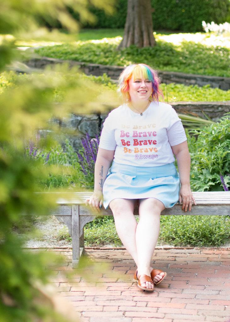 Hairspray and High Heels Fashion Blogger Summer Shoot 22