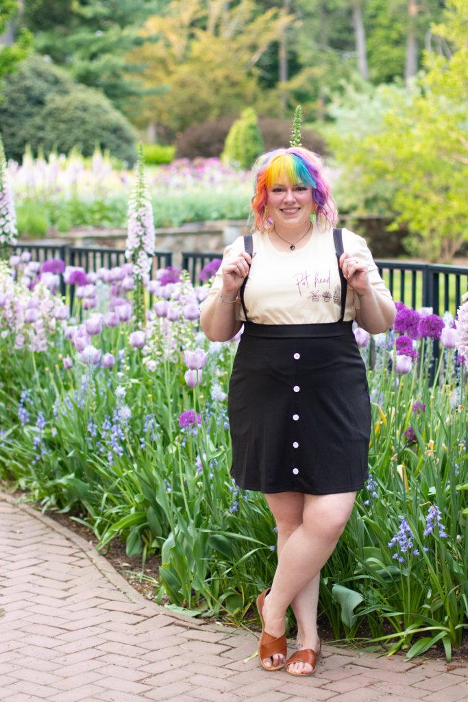 Hairspray and High Heels Fashion Blogger Summer Shoot 27