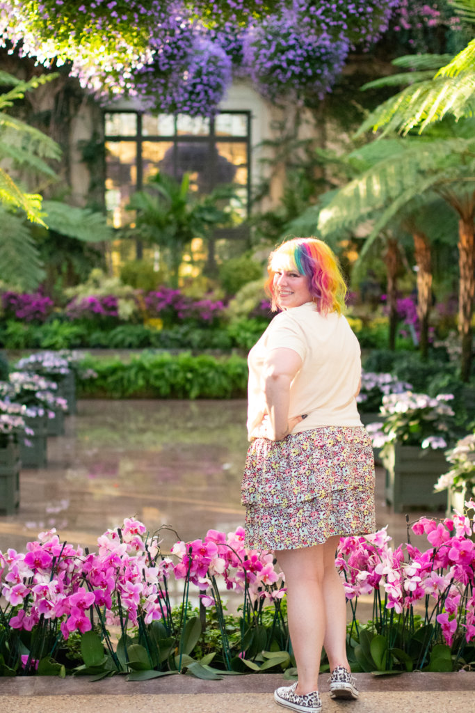 Hairspray and High Heels Fashion Blogger Summer Shoot 34