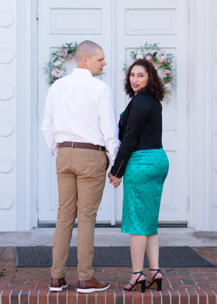 Engagement Session in Haddonfield, NJ 6