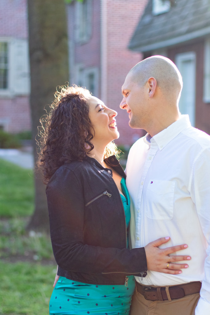 Engagement Session in Haddonfield, NJ 11
