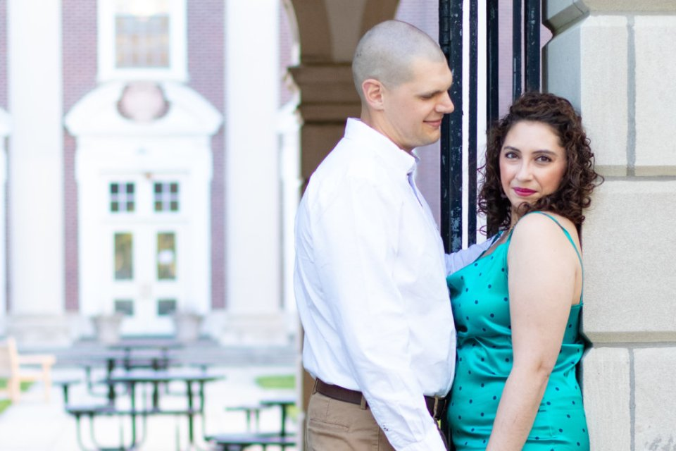 Engagement Session in Haddonfield, NJ 3