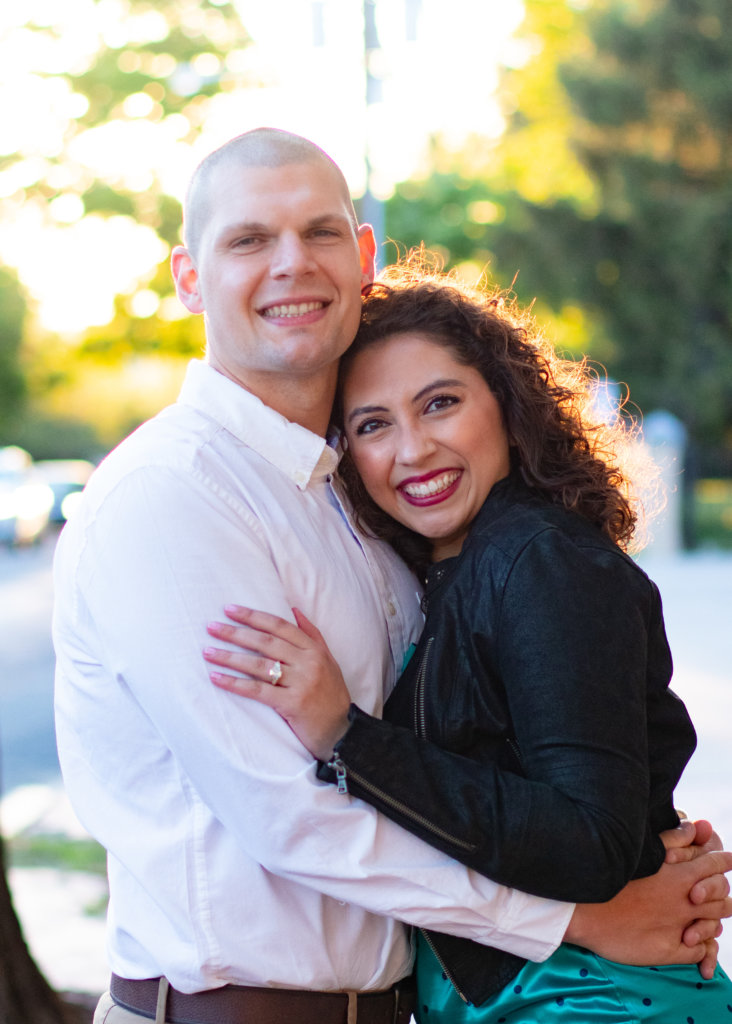 Engagement Session in Haddonfield, NJ 14