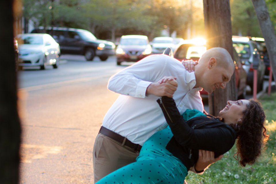 Engagement Session in Haddonfield, NJ 15