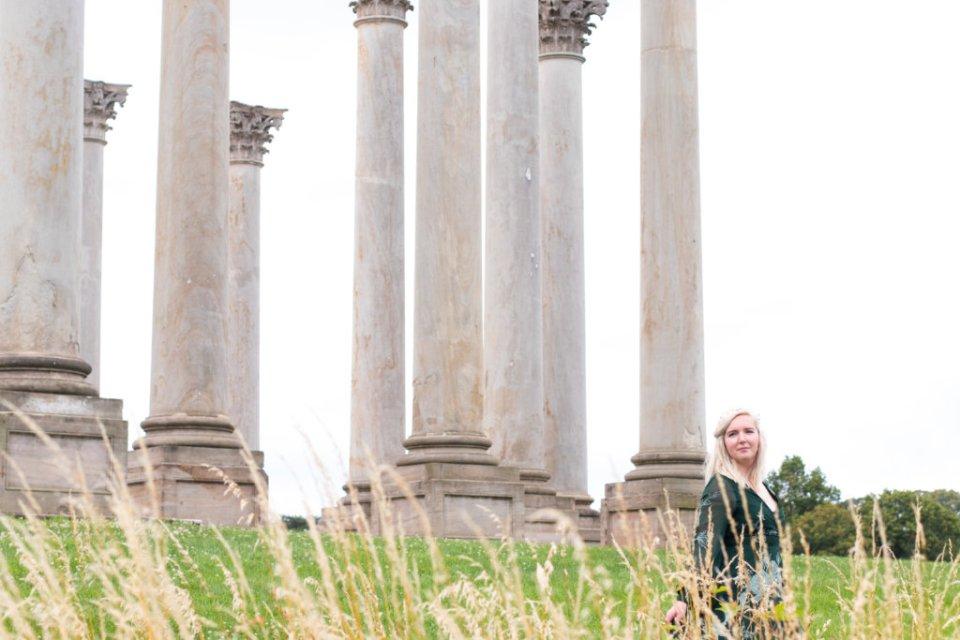 Washington DC Greek Goddess Summer Photo Shoot 3