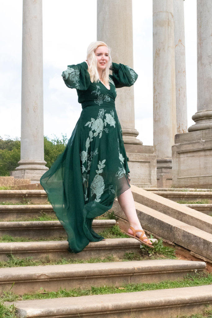 Washington DC Greek Goddess Summer Photo Shoot 32