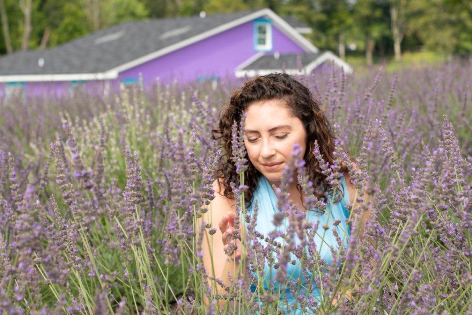 New Jersey Fashion Blogger Photo Shoot Happy Farm New Jersey 16