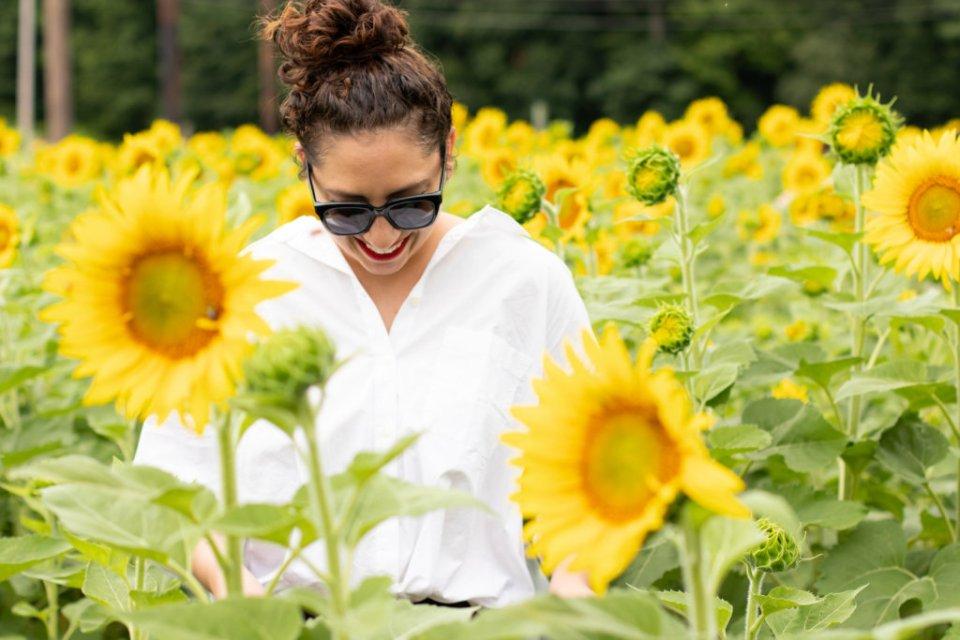 New Jersey Fashion Blogger Photo Shoot Happy Farm New Jersey 24
