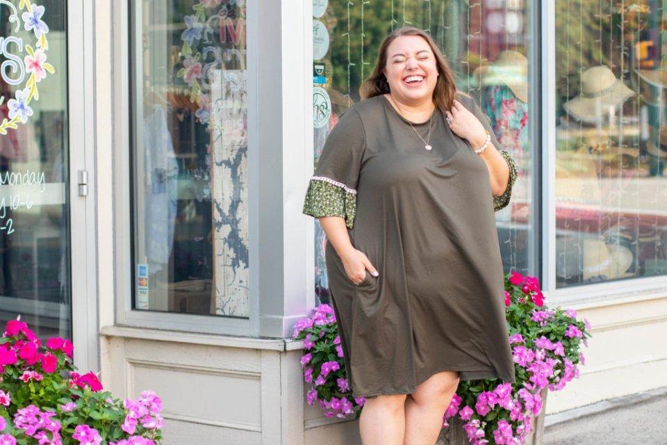 Fashion Blogger Summer Shoot in North Carolina 13