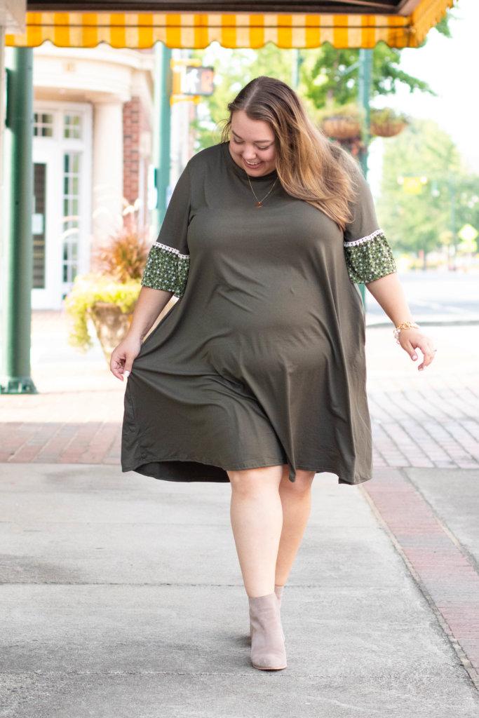 Fashion Blogger Summer Shoot in North Carolina 11