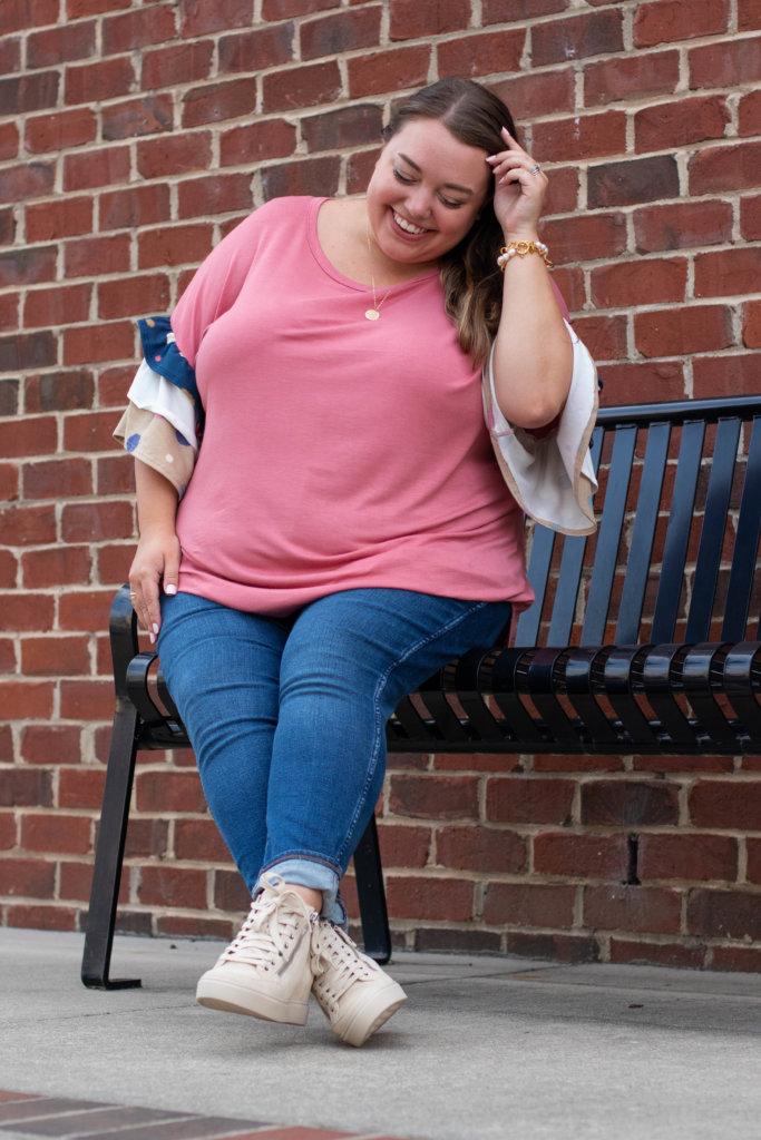 Fashion Blogger Summer Shoot in North Carolina 17