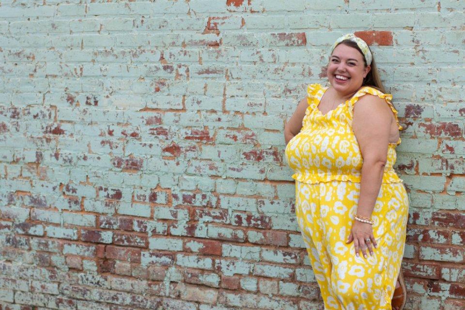Fashion Blogger Summer Shoot in North Carolina 21