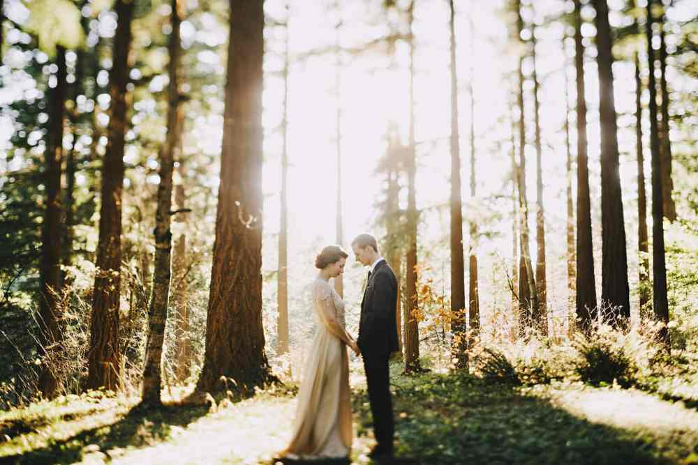 portland elopement photo