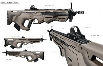 Salvage - Assault Rifle