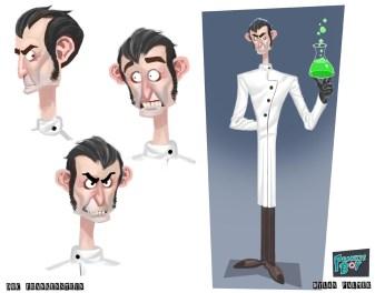 Frankie Boy - Doc Frankenstein