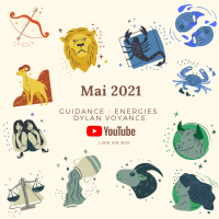 Mai 2021 - Guidance de TOUS les signes !