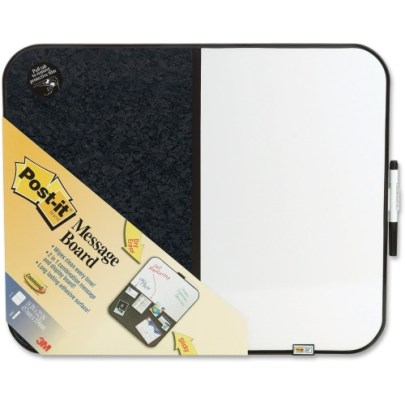 Post-it Bulletin Dry Erase Board