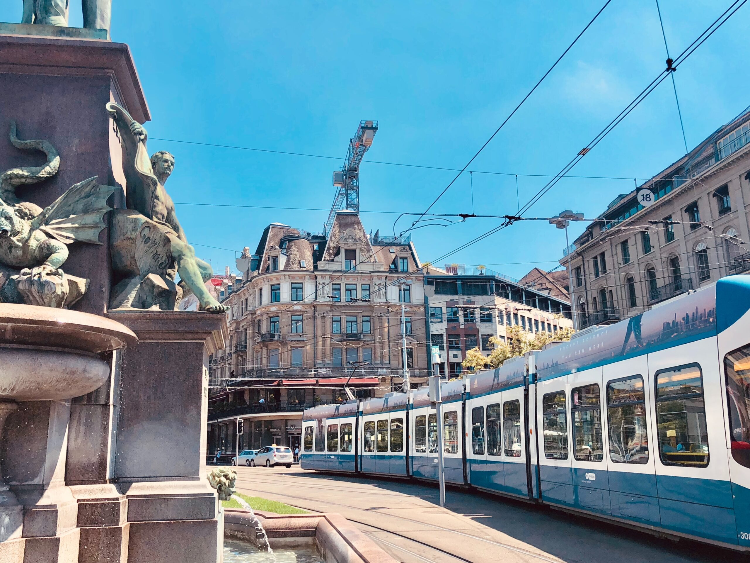 6 Free Things To Do in Zürich, Switzerland
