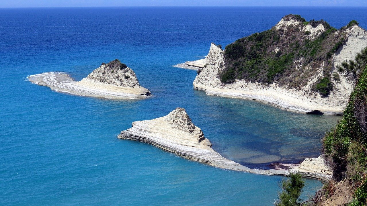Nature in Corfu
