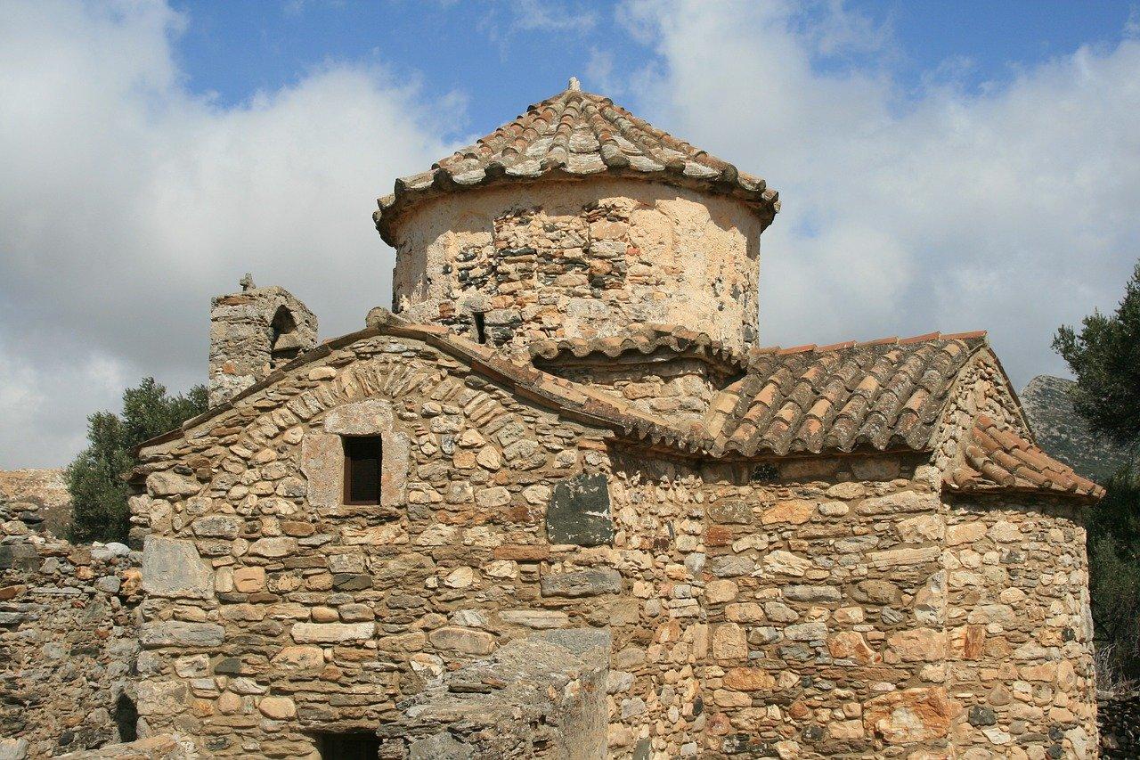 Building in Paros
