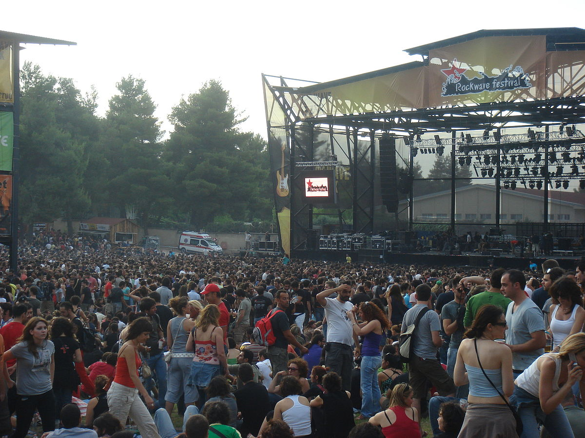 Rockwave Festival Greece